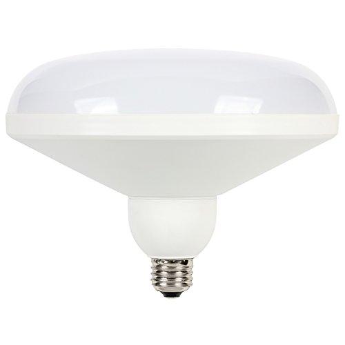 Bulb Utility Light (Westinghouse 0319800 DLR64 Utility LED Light Bulb with Medium Base, 20W, Warm White)