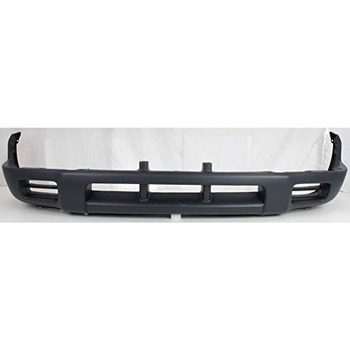 Lower Panel Valance for Nissan Frontier 98-00 Front Primed