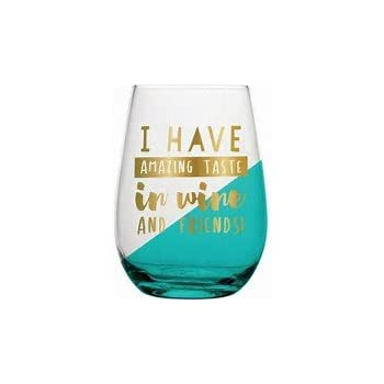 20 oz. Stemless Wine Glass
