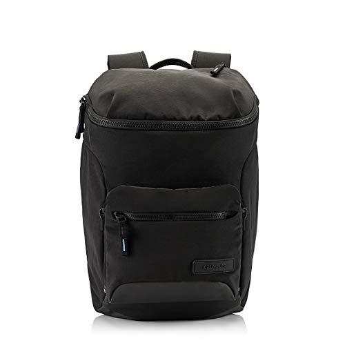 Crumpler Unisex Reclaimed Ruck Backpack Black