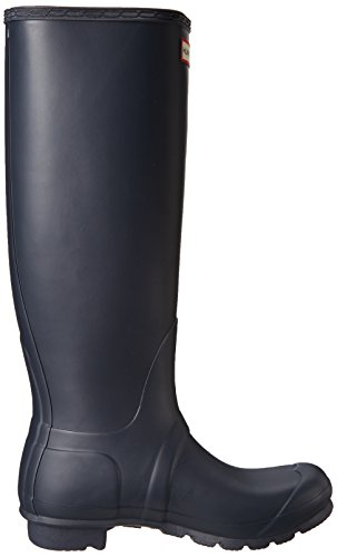 Femme Hunter nvy Original Bleu Bottes navy Tall dqrqwxt4Y