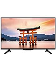 Sharp 4T-C40AH1X 40-Inch 4K UHD LED TV, Black
