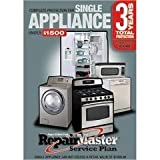 Warrantech Repair Master Three (3) Year Extention Warranty for Appliances