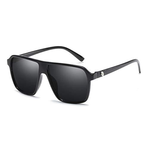 UV400 de A HD Polarizado Unisex Marca Gafas Gafas KOMNY Clásica Hombres Espejo de Hombres Oculos Sol para de Mujeres F Aluminio de Sol Hombres Sol wn7nPxFS