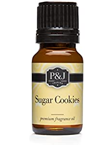 Sugar Cookies Fragrance Oil - Premium Grade Scented...
