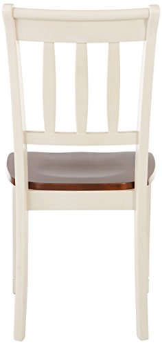 home, kitchen, furniture, kitchen, dining room furniture,  chairs 6 discount Signature Design by Ashley - Whitesburg Dining Chairs - Set in USA