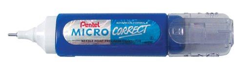 PENTEL MICRO CORRECT WHITE XZL31W