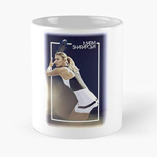 (If Everything Was Going Smoothly You Would Never Build Character Maria Sharapova Russian Tennis - Funny Gifts For Men And Women Gift Coffee Mug Tea Cup White 11 Oz.the Best)
