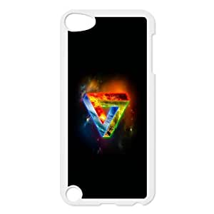 Forces of Nature iPod Touch 5 Case White Lsbly