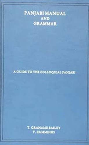 Panjabi Manual and Grammar