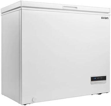 Svan Congelador Horizontal 198L, 85 x 94,5 x 54,5 cm,: Amazon.es ...