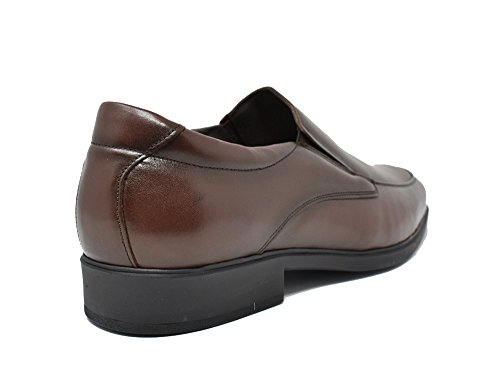 TOLINO - Zapato sin cordones para hombre - Marrón - 7705
