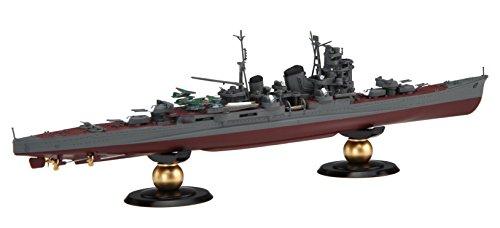 Fujimi Model 1/700 Imperial Navy Series No.32 Japanese Navy Heavy Cruiser Myoko Furuharu Model ()