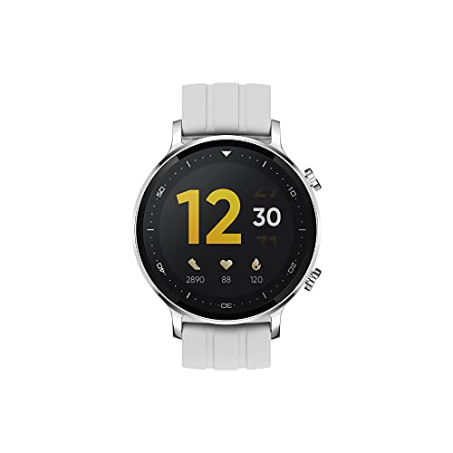 realme Smart Watch S with 1.3 inch (3.3 cm) TFT-LCD Touchscreen, 15 Days Battery Life, SpO2 & Heart Rate Monitoring…