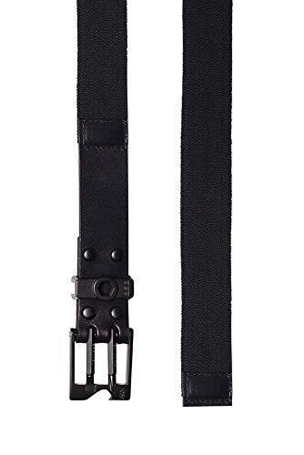 (686 Men's Snow Toolbelt | Original Stretch Fabric Belt for Outdoor Adventures | Functional Technical Outerwear Apparel with Screwdriver, Wrench, Bottle Opener | Black -)