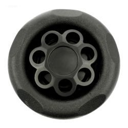 Waterway Spa Jet Power Storm Massage 5 Scallop Face Internal Black 212-7741 by Waterway (Large Face 5 Scallop)