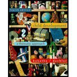 img - for Child Development, Fourth Edition by Danuta Bukatko (2000-07-11) book / textbook / text book