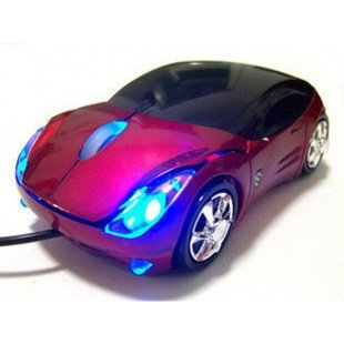 Amazon Com Sport Car Ferrari Optical Mouse Computers Accessories
