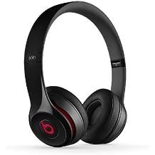Beats Solo2 Wired On-Ear Headphone - Black