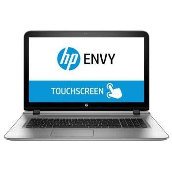 "2016 Model HP Envy 17.3"" Full HD High Performance Touchscreen Laptop Computer- 6th Gen i7-6700HQ Quad-Core Processor, 16GB RAM, 1TB HDD,DVD Burner, Backlit Keyboard, Wireless AC, Windows 10"