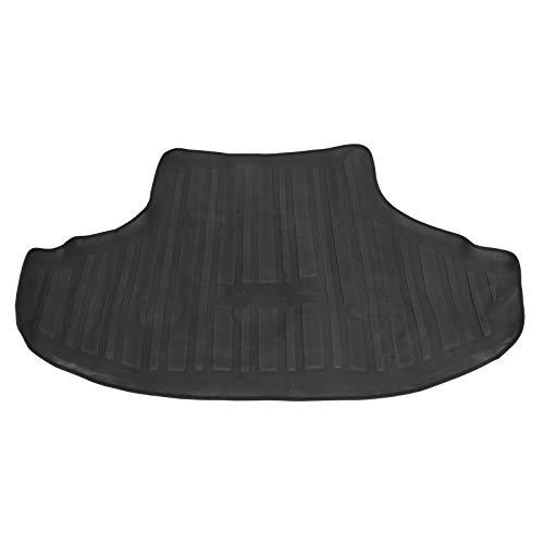 aqxreight – Cargo Liner vloermat, zwart PVC weerbestendige kofferbakbescherming Cargo Mat kofferbakvoering Fit voor Mark…