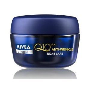 Nivea Visage Q10 Plus Anti-Rides Soin de Nuit 50 ML