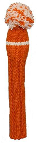 Sunfish Hybrid Headcover, Orange/White by Sunfish