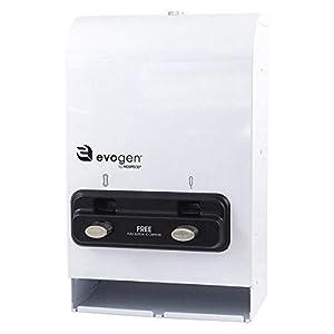 Sanitary Napkin/Tampon Dispenser, Metal