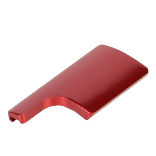 TOP-MAX Aluminum Waterproof Replacement Rear Snap Latch For Gopro Hero3+(Red)
