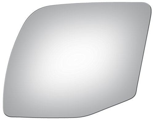 (Burco 2280 Flat Driver Side Power Replacement Mirror Glass for Ford E-150, E-150 Econoline, E-250, E-250 Econoline, E-350 Econoline, E-350 Super Duty, E-450 Super Duty, Econoline, Econoline Super Duty)