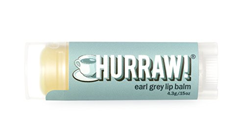 Earl Grey Lip Balm, Hurraw!