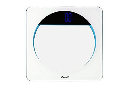 Escali Bath LB180 Lunar Blue Body Scale by Escali Bath