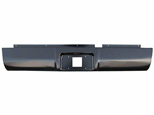 04-12 CHEVY COLORADO / GMC CAYON REAR ROLL PAN WITH CNTER TAG POCKET (Roll Chevy Colorado Pan)
