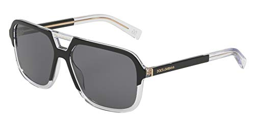 (Sunglasses Dolce & Gabbana DG 4354 501/81 MATTE BLACK)