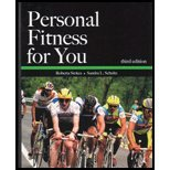 Personal Fitness for You, Stokes, Roberta and Schultz, Sandra, 0887253172