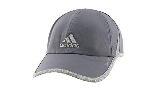 (adidas Men's Superlite Relaxed Adjustable Performance Cap, Onix/Light Heather Grey, One Size)