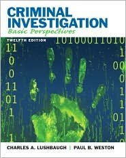 Read Online Criminal Investigation 12th (twelve) edition Text Only pdf