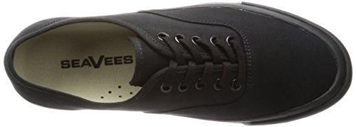 100% original for sale best seller online SeaVees Men's Legend Standard Fashion Sneaker Black cheap pay with visa 100% authentic for sale Ahhyn1P8Z