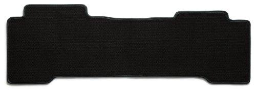 Premier Custom Fit 1-piece Rear Row Carpet Floor Mat for Jeep (Premium Nylon, Black) (Floor 1 Black Rear Piece)