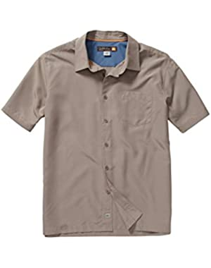 Mens Kings Cliff Woven Shirt