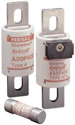 Mersen A50P60-4 94600-500V 60A Semicond Fuse, 10-Pack