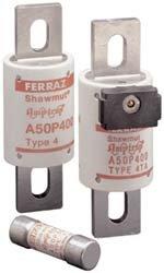 - Ferraz Shawmut 40a, 500v Gould Semiconductor Fuse