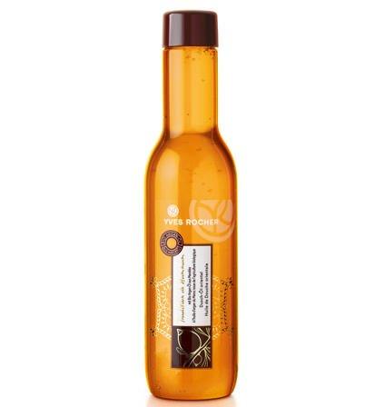 Yves Rocher - Dusch-Öl oriental: Mit der aufbauenden Wirkung von Bio Argan-Öl.