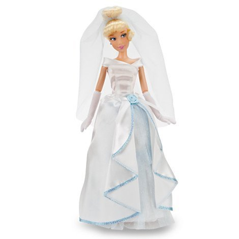 Disney Cinderella Wedding Doll - Classic Disney Princess - 12
