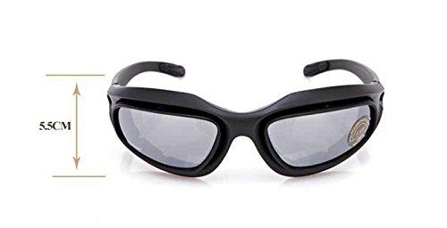 Men/'s W... Mangocore New Polarized Army Goggles Military Sunglasses 4 Lens Kit