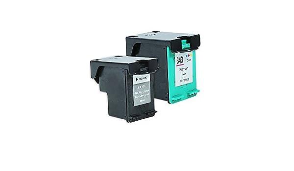 Inka Doo® de tinta compatible con HP Photosmart 2610 equivalente a ...