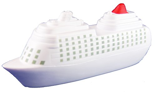 Cruise Ship Stress Toy with Gift