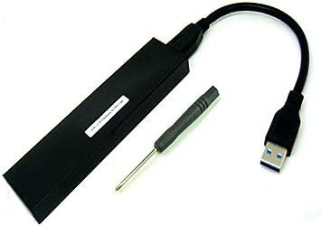 For Apple Macbook Air 2010 2011 A1369 A1370 1375 A1377 SSD enclosure USB 3.0