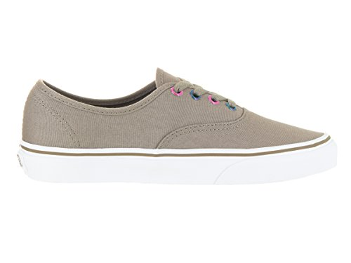 Vans Unisex Authentieke (multi Metallic) Skate Shoe (multi Metallic) Desert Taupe / True White