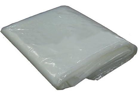 Protección del colchón de bolsas de polietileno grueso para colchones de matrimonio - 45 bolsas: Amazon.es: Hogar